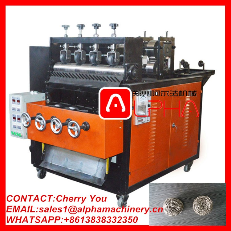 Automatic Scourer Making Machine/Cleaning Ball Machine