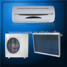 The reasonable price and high efficiency solar air conditioning