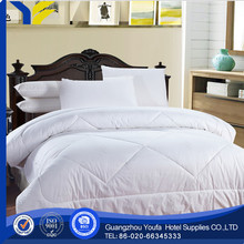 single bed chinese imports wholesale popular cheap 75% white goose down comforter