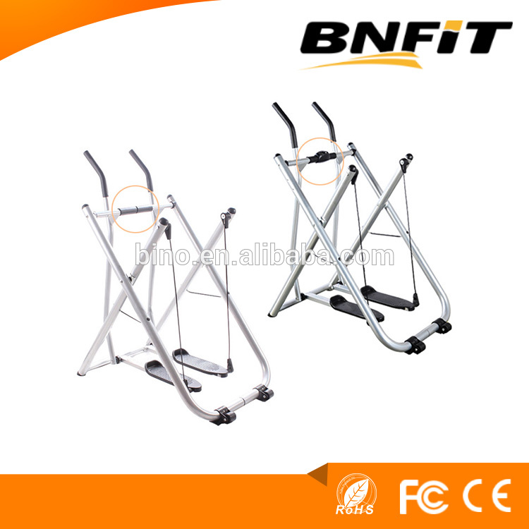 Professional air walker swing exercise machine