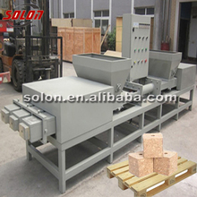 Alibaba CE approved Hydraulic Pressing Wooden Pallet Moulding Machine to make wooden tray