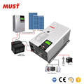 pure sine wave off-grid split phase dc ac power inverter 5000w
