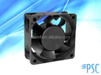 PSC Low Noise 24v DC waterproof outdoor fan 60x25mm with CE for over 21 years for Computer