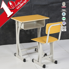 Alibaba best sellers adjustable height children desk and chair used class tables
