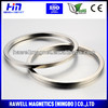 Silver ring N52 magnet China factory Neodymium magnet