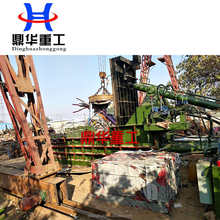 Metal Scrap Automatic Hydraulic Baler / Automatic Press Machine