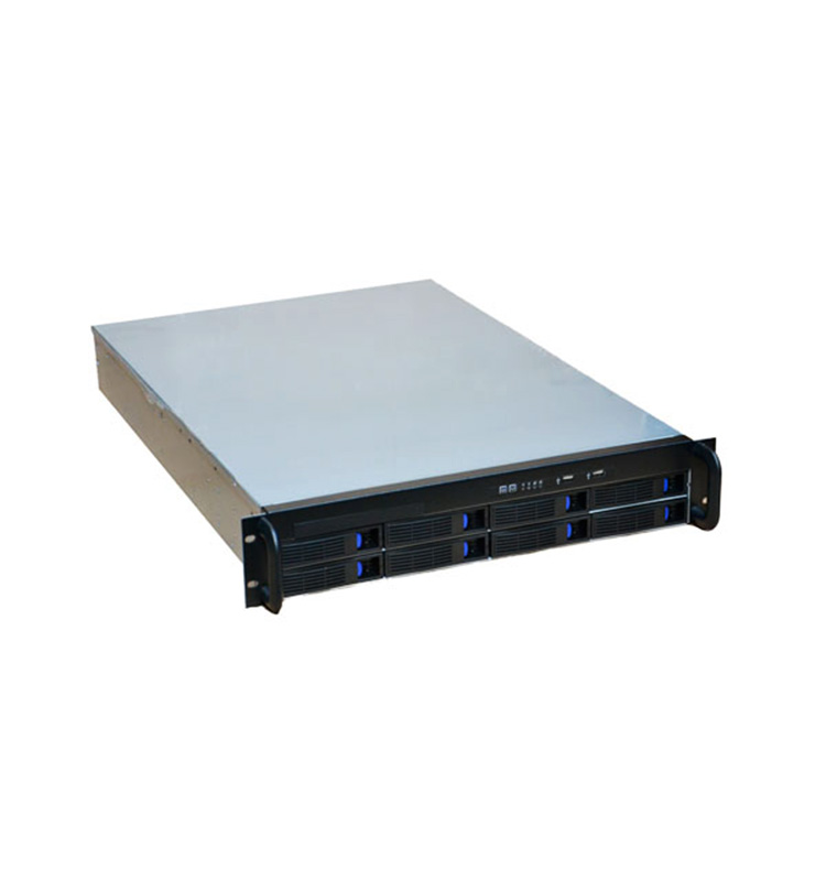 8 bay nas case rackmount