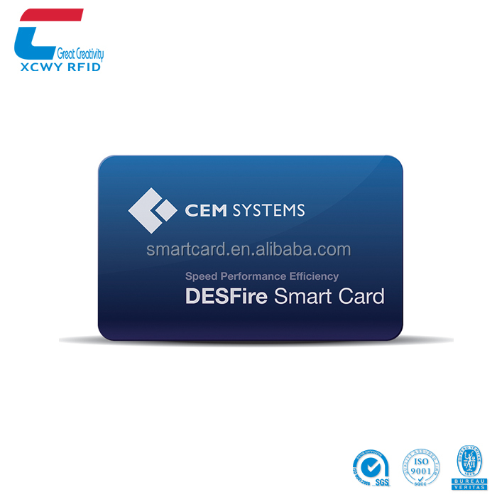 13.56MHz ISO14443B SRI 512 and SRT 512 Contactless low cost rfid card