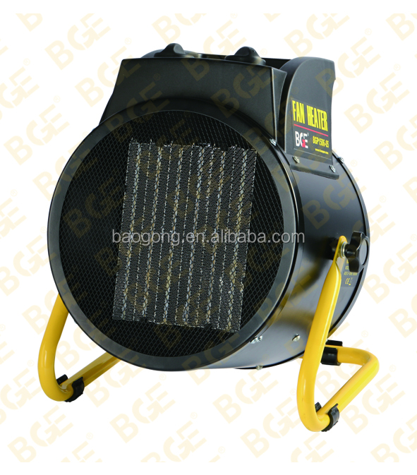 5000W portable PTC fan forced air heater