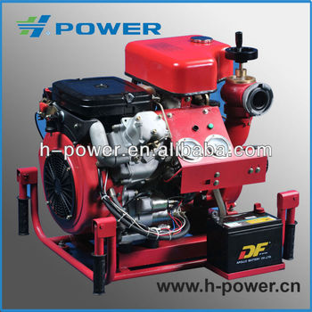 Fire pump HP80XL