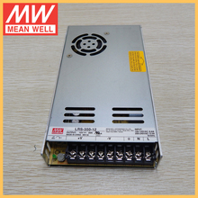 Cheap and original MEANWELL 1W to 10KW power supply 230v ac to 12v dc transformer LRS-350-12 for example