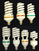 T4 25w spiral CFL Energy Saver lamp with SASO