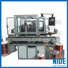 Power tools motor armature coil winding machine