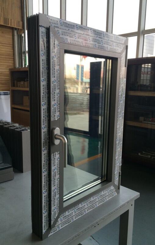 Lowest U Factor Windows : Triple glass low u value high performance thermal break