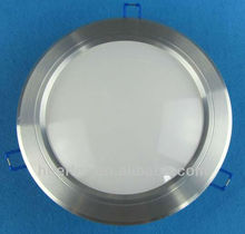 hot new products for 2014 high power aluminium body and crystal 12v 15w led down light with CE,RoHs,made in china