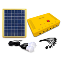 HOT SALE 3w 4w portable solar energy system for home use