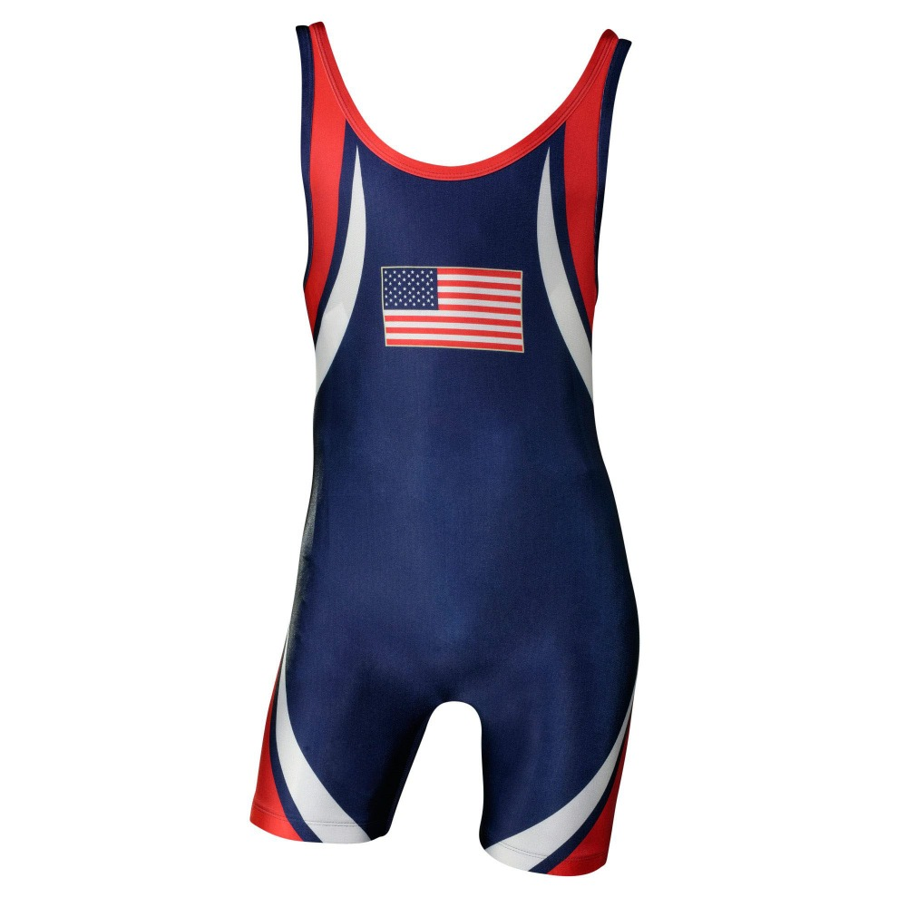 Best Quality cheap wrestling wholesale singlets plus size wrestling singlets