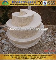 Technology natural stone grave statues