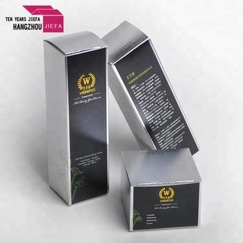 Facial mask packaging box