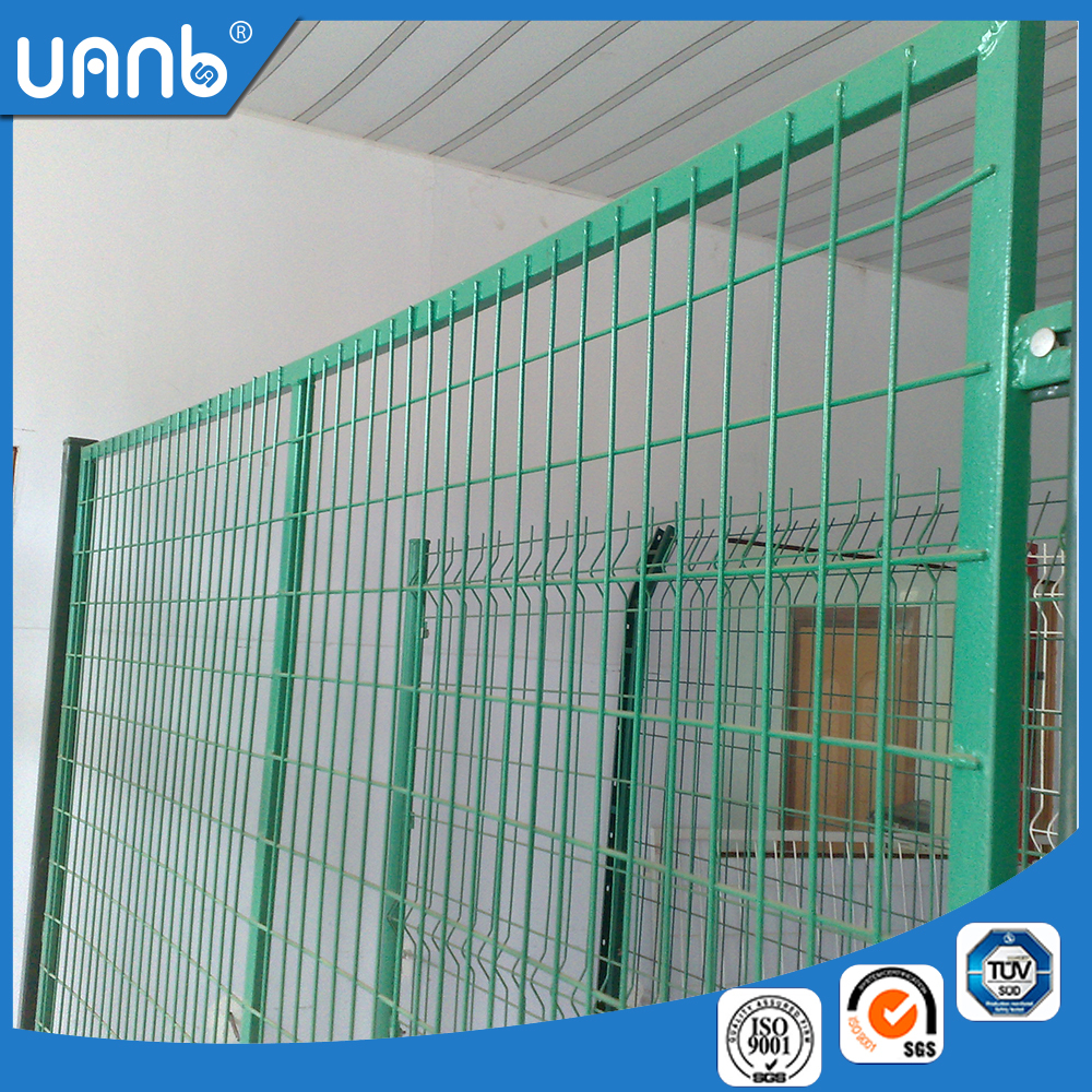Cheap Garden Used electro galvanized chain link fence