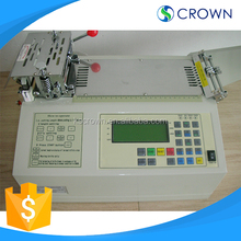 Automatic hot knife ribbon cutting machine/auto tape cutter