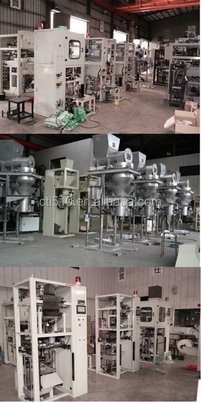 Rice Packing Machine Beans Packaging Machine