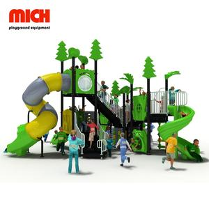 Cheap Kids Play Equipment Slides Children Playground Tube Spiral Slides Kids Outdoor Amusement Equipment