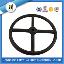 Custom iron casting handwheel for agricultural machinery,cast iron handwheel,iron casting handwheel