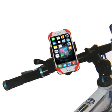 Universal bicycle handlebar shakeproof bike phone mount for smartphone
