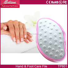 mango shape anti-water callus remover foot file