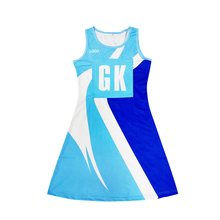 Girl Tennis Dress Sublimation Women Netball Dresses Uniform