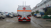 New price Dongfeng oil tanker truck capacity 15000L for sale in China road tanker