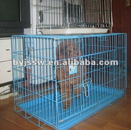 Designer Metal Dog Kennels