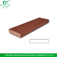 Anti-slip wpc outdoor swimming pool flooring composite cladding hdpe wood plastic composite cladding
