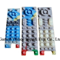Remote Controller Keypad For STB
