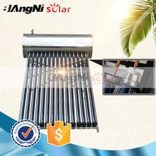 High Quality All Stainless Steel Heat Pipe evacuated tube solar water heater