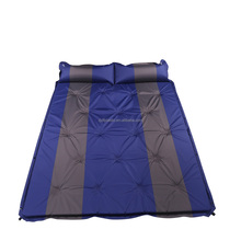 outdoor products inflating and waterproof camping mattress