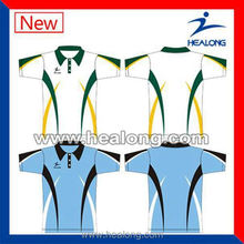 Healong Thermal Transfer Printing Biggest Factory Wholesale Polo T Shirt