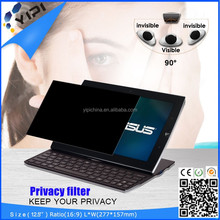 11.3-23inch desktop privacy screen protector for computer