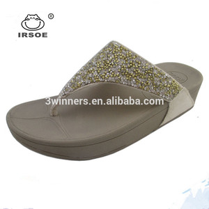 18ddd5ca63a6 2019 new design india ladies flat summer sandals IRSOE factory sandal made  in china