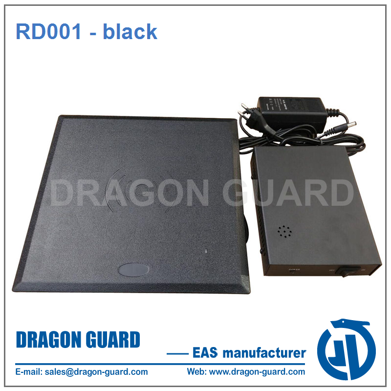 Dragon Guard RD001 EAS Deactivator RF Integrated Deativator with Deactivation for 8.2Mhz Soft Label and Security