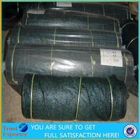 plastic fencing net/plant sun protection Net/windbreaker flat wire shade net