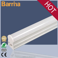 Zhong shan factory directly 3 years gurantee 1620lm T5 18W LED tube