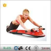 new design total core ab machine exercise fitness ab coaster