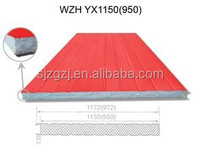 High quality zinc aluminium roofing sheets ceramic roof tiles price