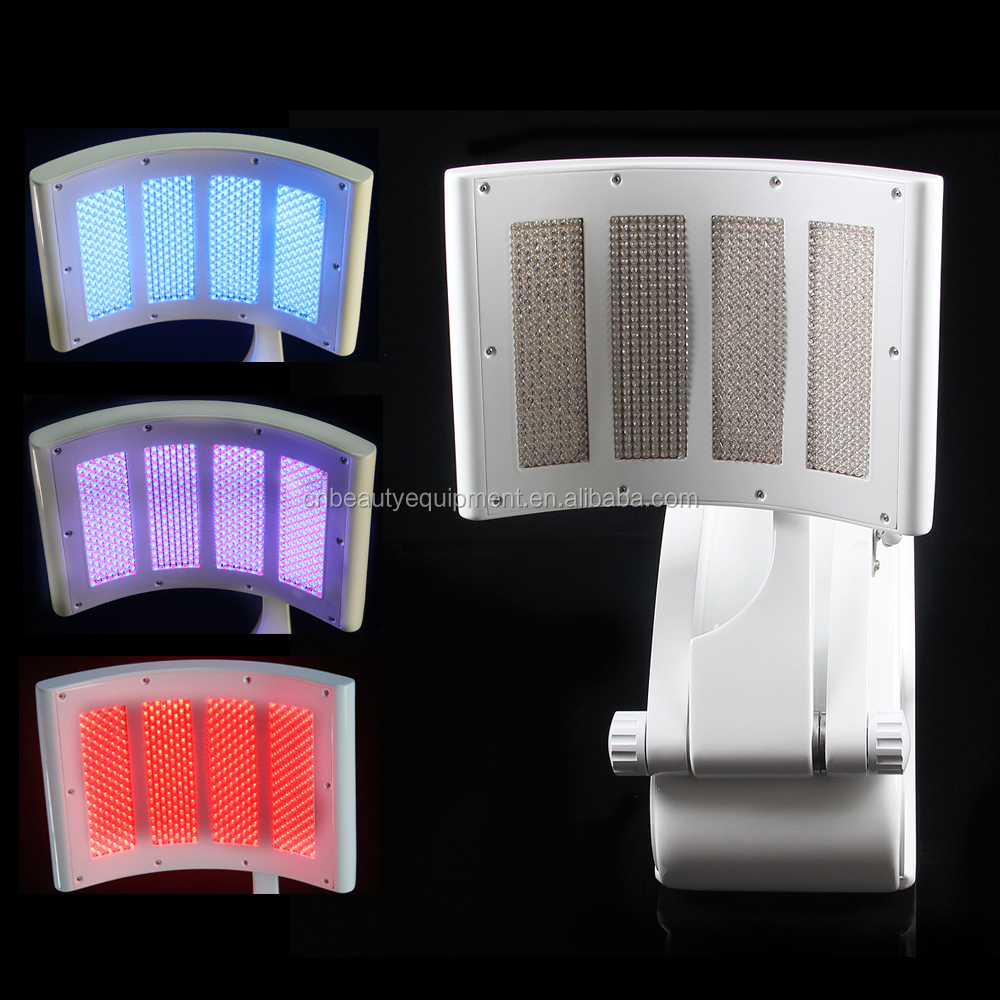 Hot Selling Led Pdt Skin Rejuvenation Led Red Light Therapy Machine BP-03A