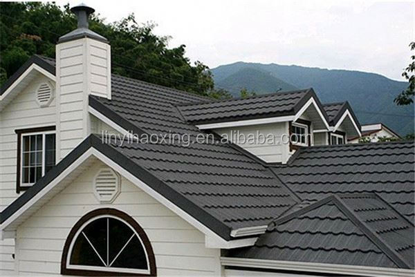 building material stone roof tile
