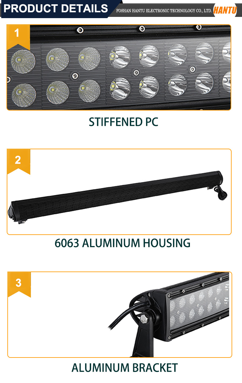 New products led light driving bar