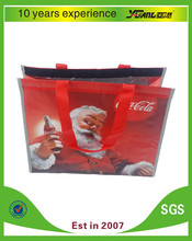 Promotional soft sided cooler bags