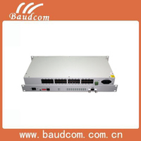 30 channel FXO FXS PCM multiplexer